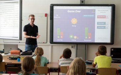 La pizarra digital interactiva en el aula