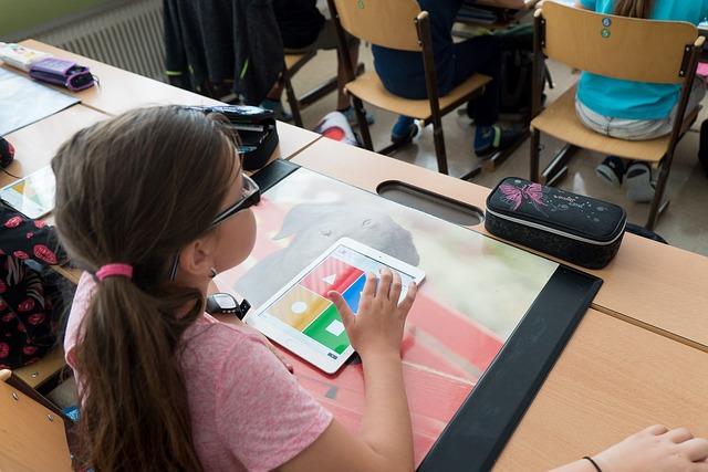 El iPad en el aula